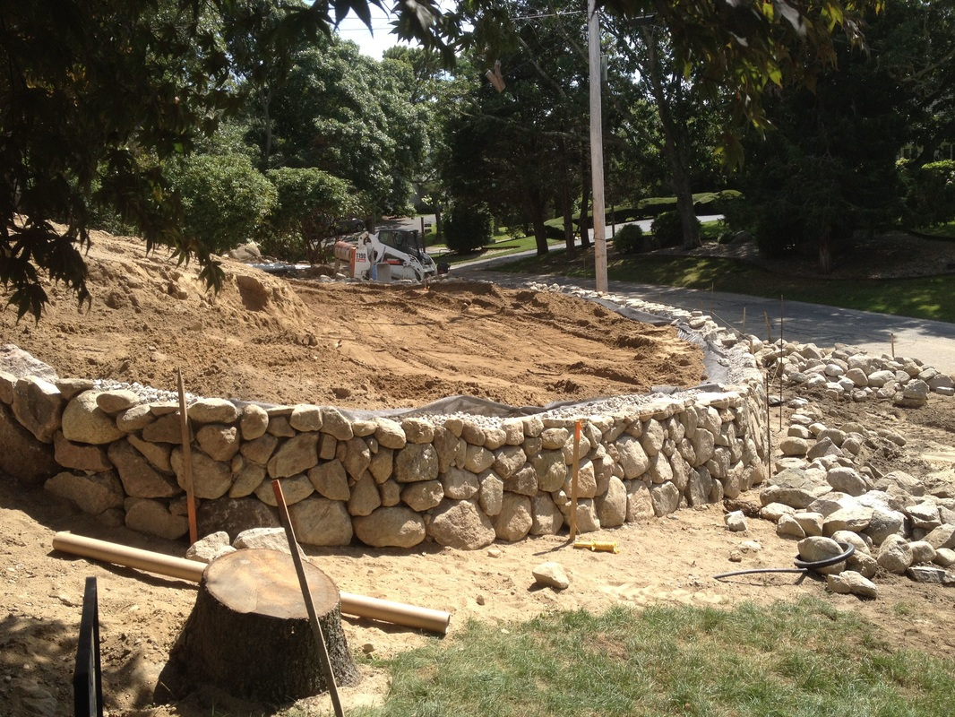 Schooner landscape construction and excavation home for Landscape construction